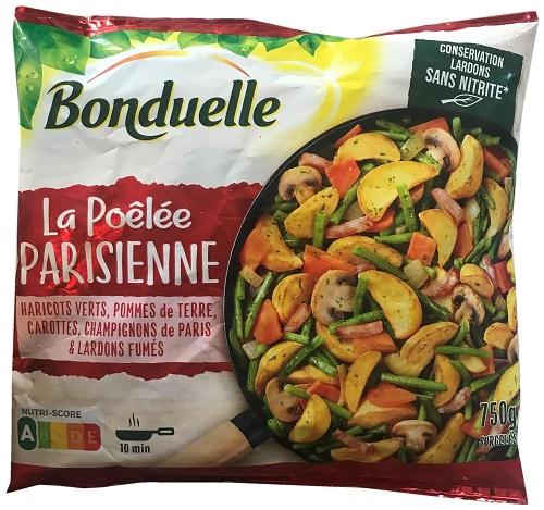 Parisian Style Vegetables